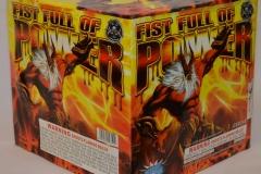 500 Gram Finale Cake - Fist Full of Power 3