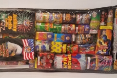 Fireworks Assortments - King of Kings 5