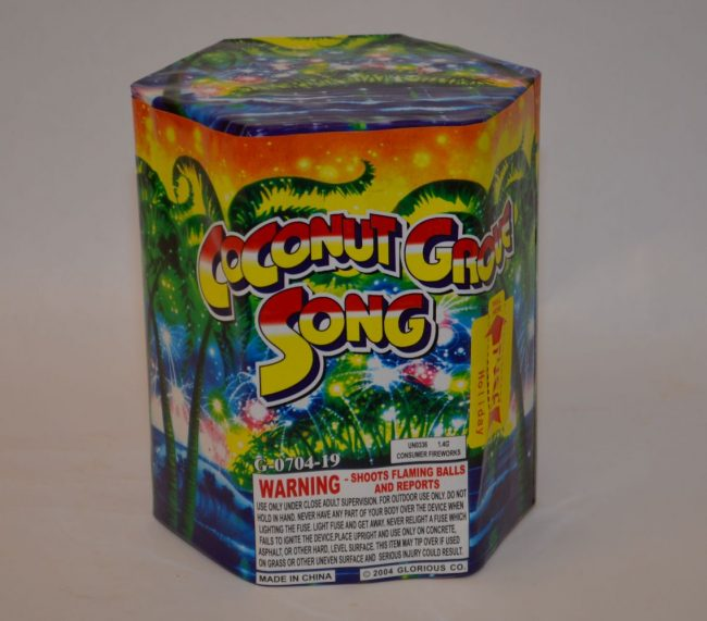 200 Grams Repeaters – Coconut Groove Song 1