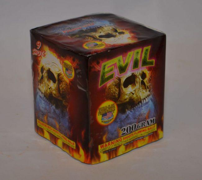 200 Grams Repeaters – Evil 4