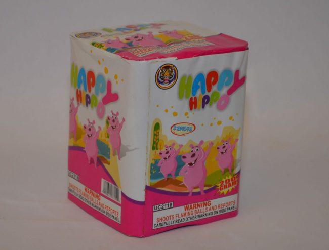200 Grams Repeaters – Happy Hippo 2