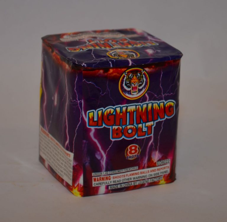 200 Grams Repeaters – Lightning Bolt 1