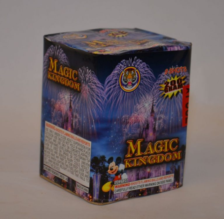 200 Grams Repeaters – Magic Kingdom 3