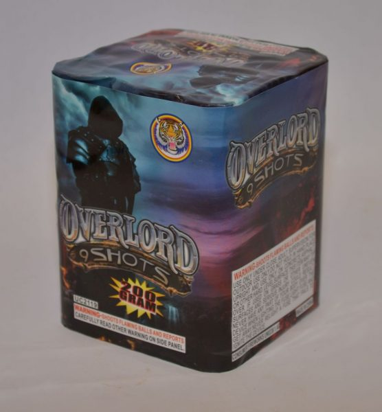 200 Grams Repeaters – Overlord 9 Shots 1