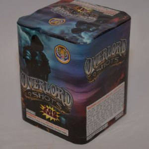 200 Grams Repeaters – Overlord 9 Shots 2