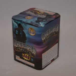200 Grams Repeaters – Overlord 9 Shots 3