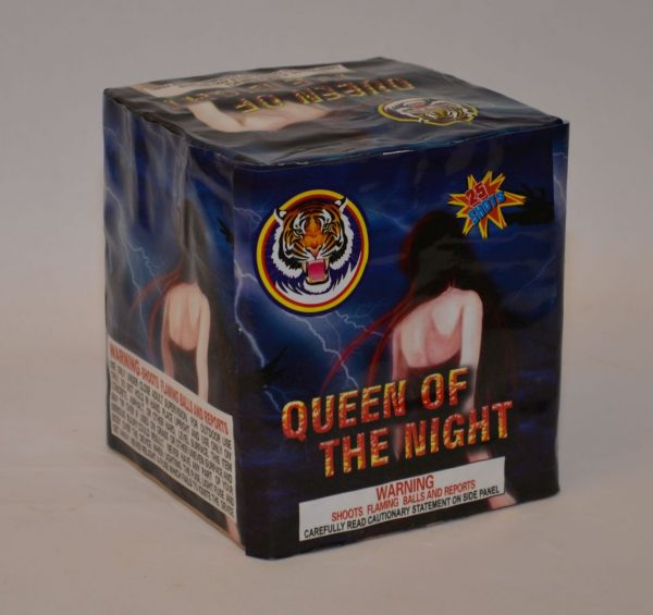 200 Grams Repeaters – Queen of the Night 1