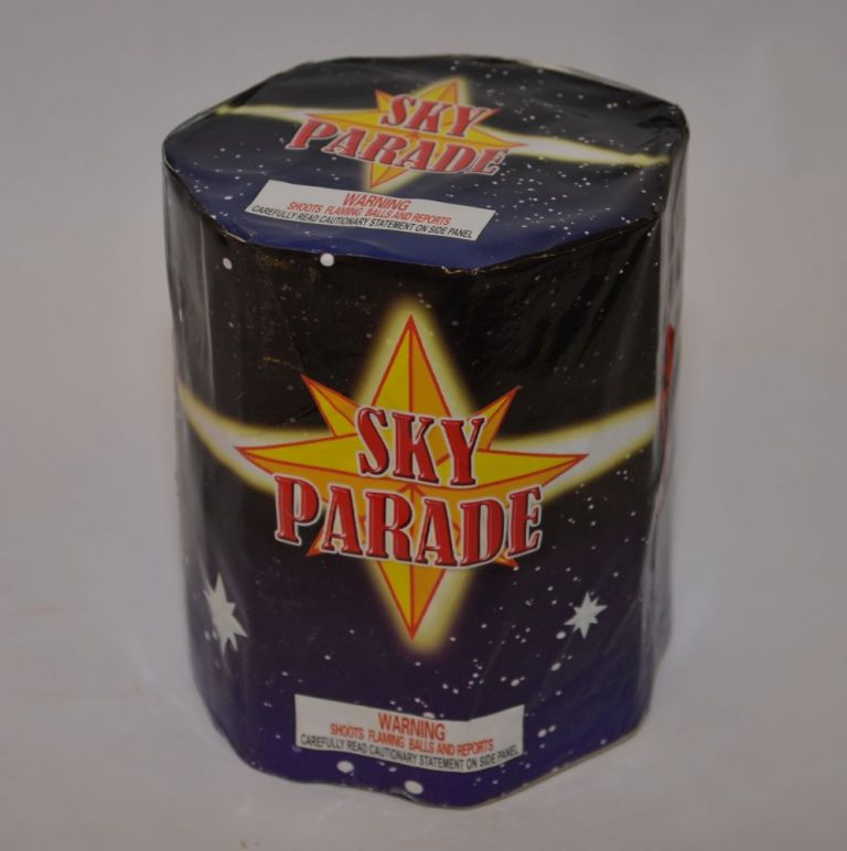 200 Grams Repeaters – Sky Parade 2