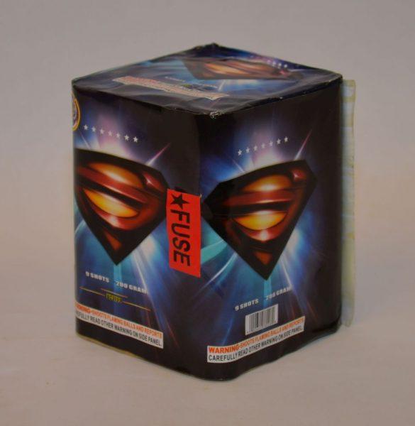 200 Grams Repeaters – Superman 1