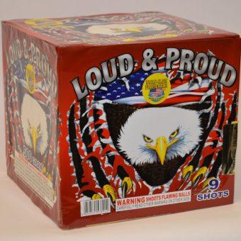 500 Gram Finale Cake – Loud & Proud 2