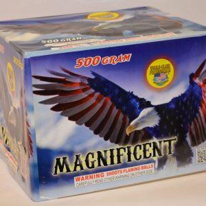500 Gram Finale Cake – Magnificent 3