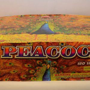500 Gram Finale Cake – Peacock 4