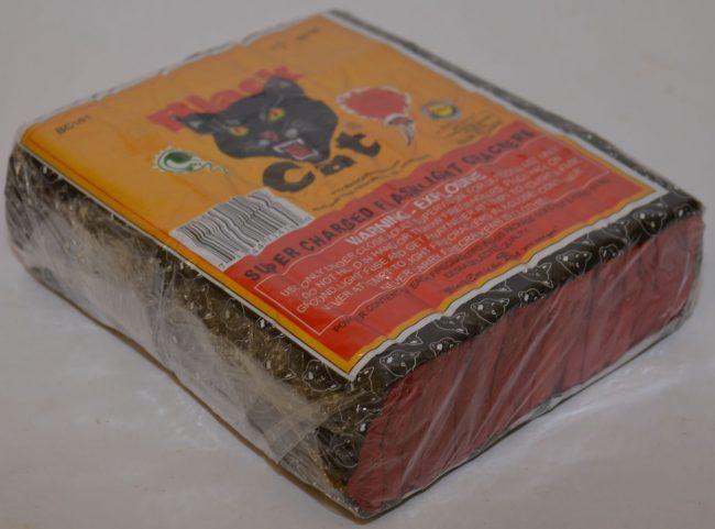 Firecrackers – Black Cat (1)