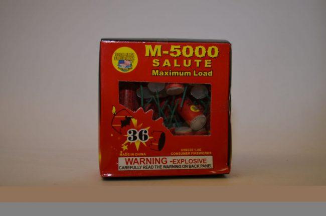 Firecrackers – M-5000 Salute (1)