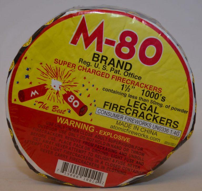 Firecrackers – M-80 Brand (4)