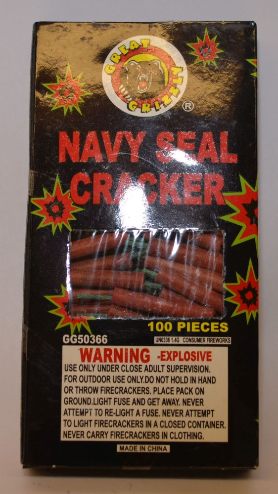 Firecrackers – Navy Seal Cracker (1)