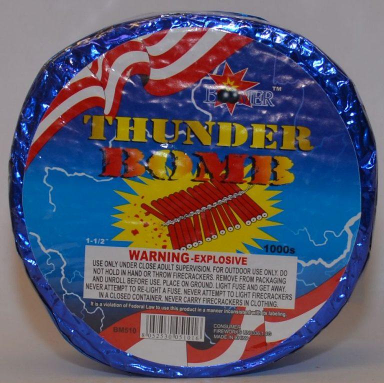 Firecrackers – Thunder Bomb (6)