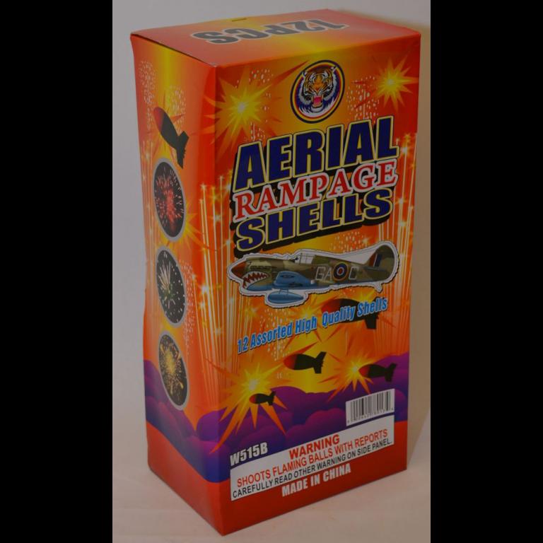 Mortars – Aerial Rampage Shells (1)