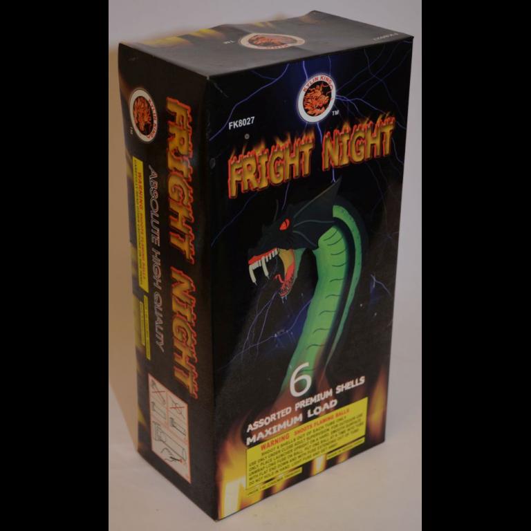 Mortars – Fright Night (1)