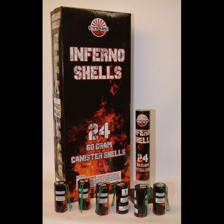 Mortars – Inferno Shells (1)