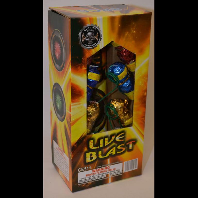 Mortars – Live Blast (1)