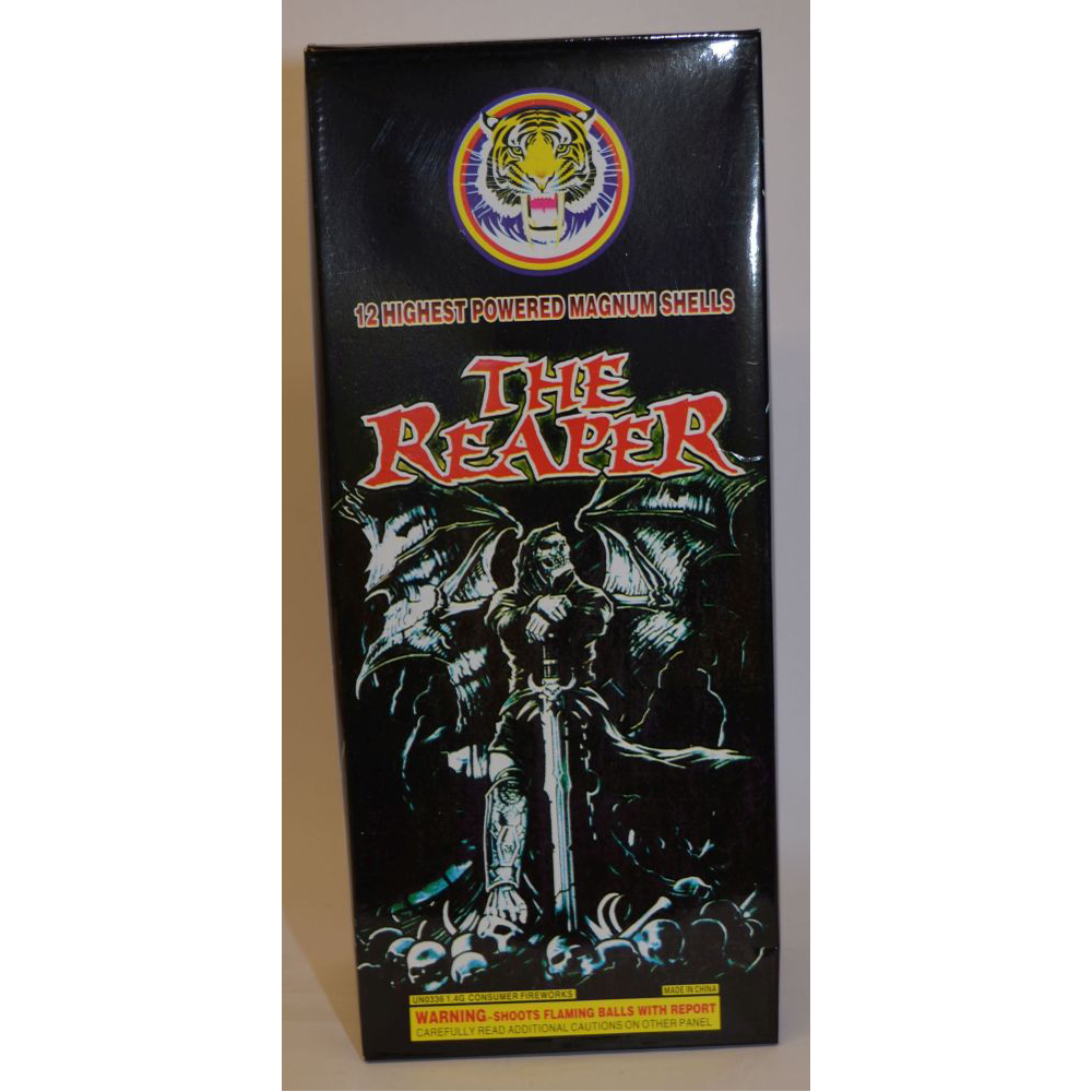 The Reaper – Buy Fireworks in Fort Pierce @ Wholesale Prices