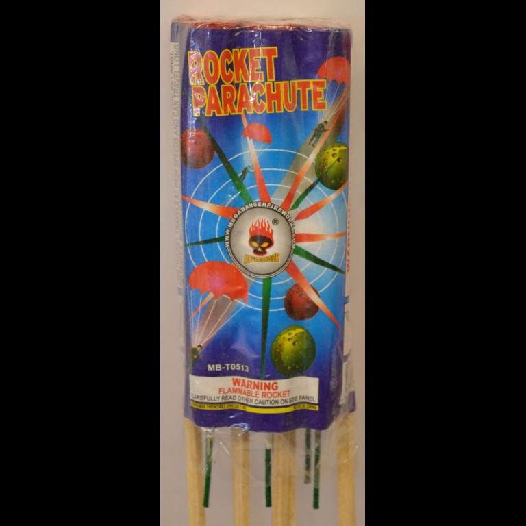Rockets – Rocket Parachute