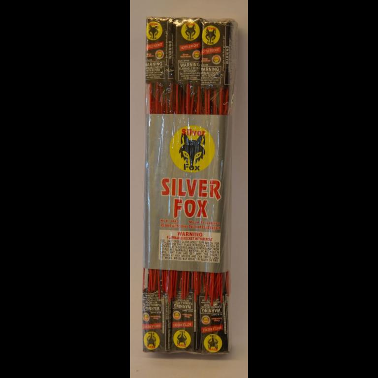 Rockets – Silver Fox (2)
