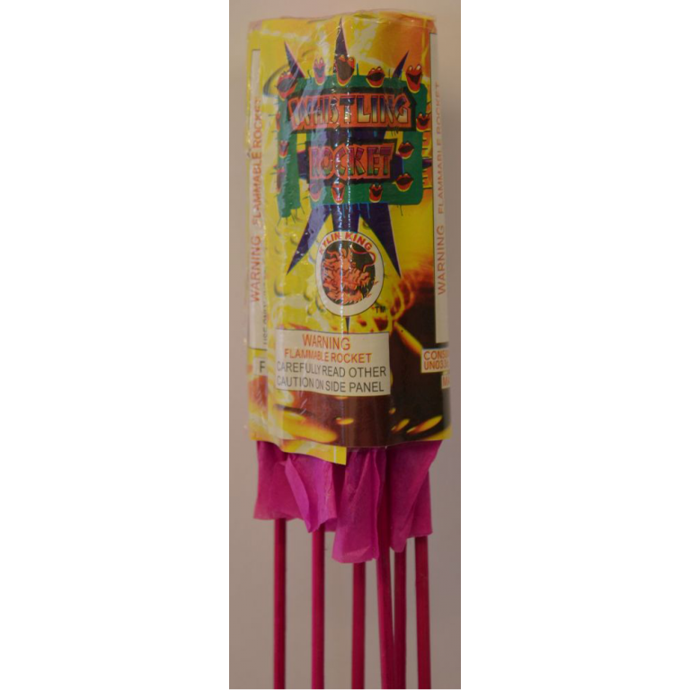 Rockets – Whistling Rocket (1)