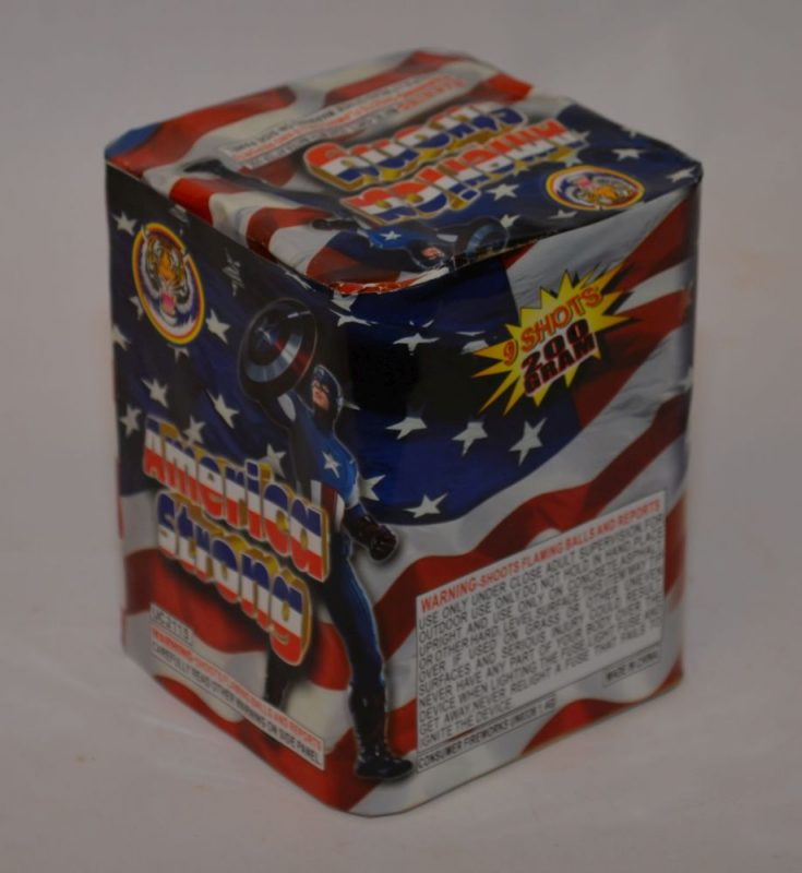 200 Grams Repeaters – America Strong (1)