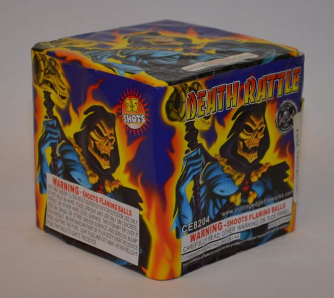 200 Grams Repeaters – Death Battle (1)