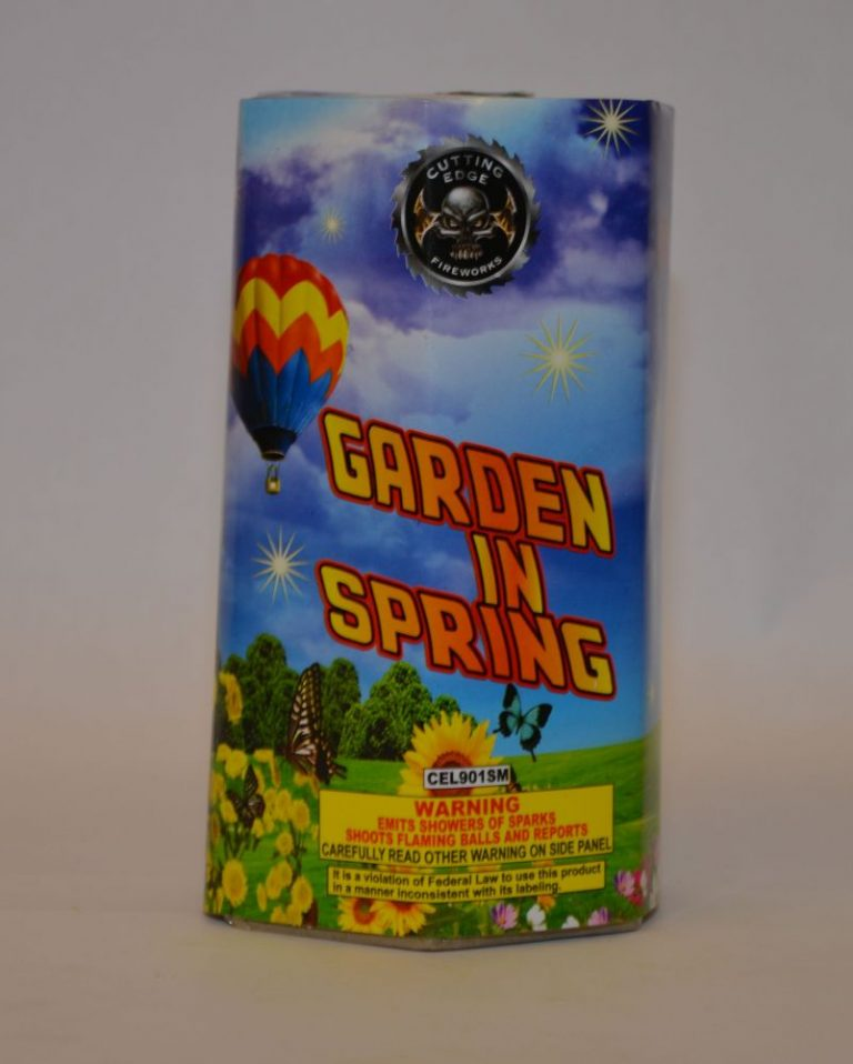 200 Grams Repeaters – Garden in Spring 2