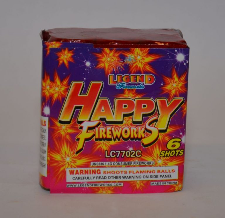 200 Grams Repeaters – Happy Fireworks 1