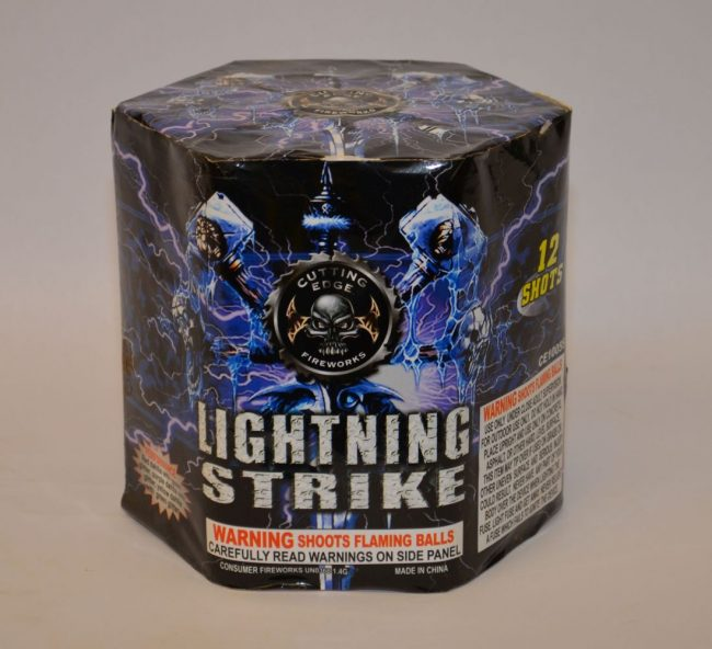 200 Grams Repeaters – Lightning Strike 2
