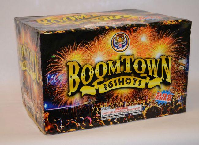 500 Gram Finale Cake – BoomTown 1