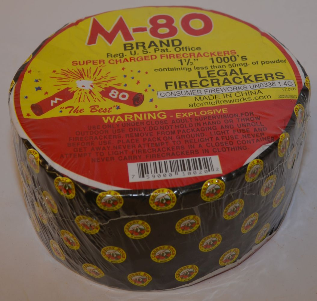 M-80 – Buy Fireworks in Fort Pierce @ Wholesale Prices
