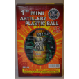 Mortars – 1 Inch Mini Artillery Plastic Ball (2)