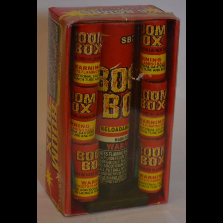 Mortars – Boom Box (1)