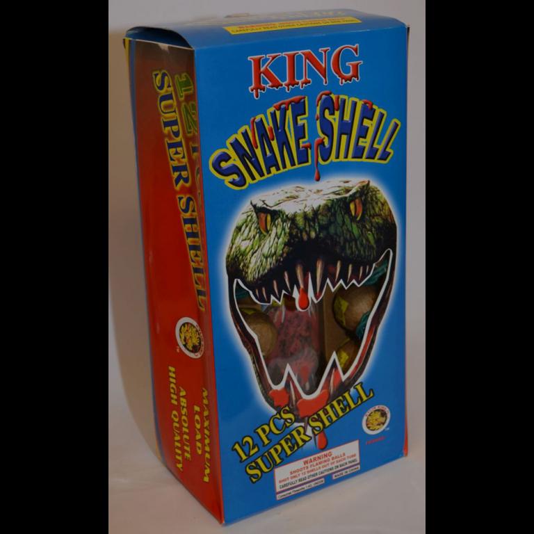 Mortars – King Snake Shell (1)