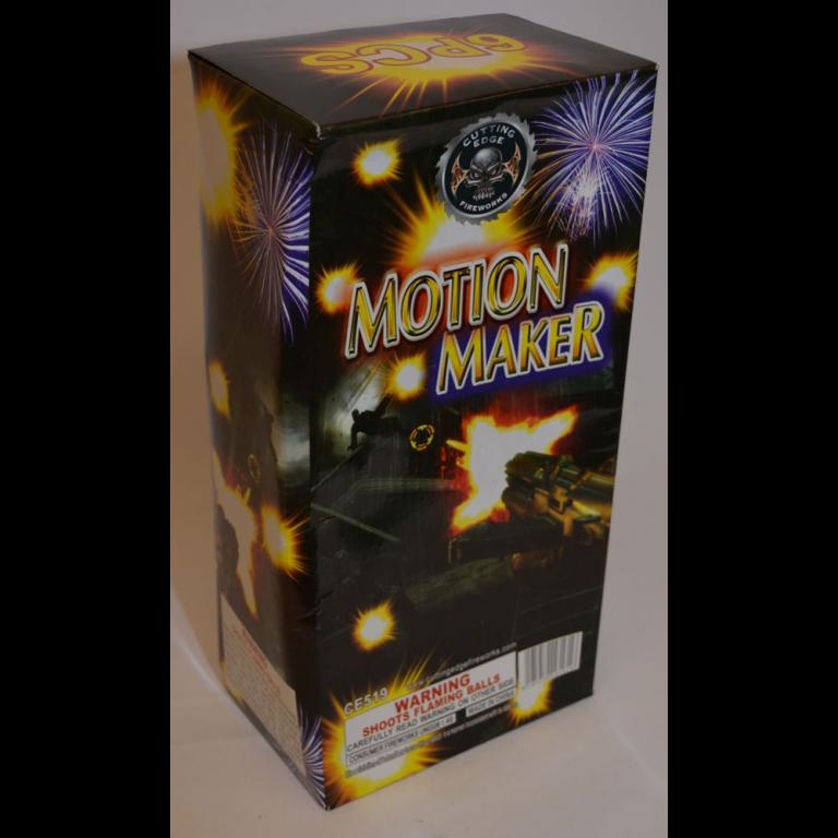 Mortars – Motion Maker (1)