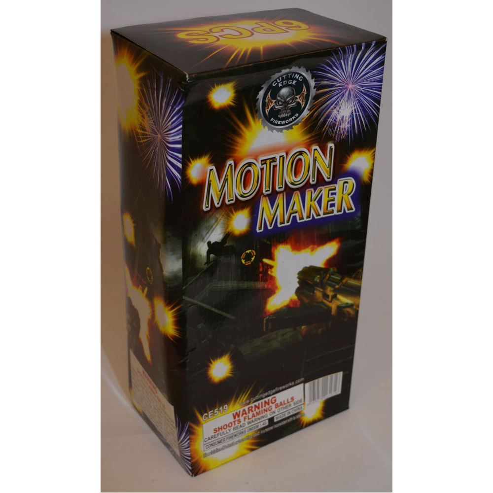 Motion Maker – Buy Fireworks in Fort Pierce @ Wholesale Prices